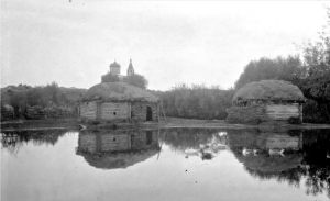 Cело Борискино (Самарской губернии) на старых фотографиях 1914 года