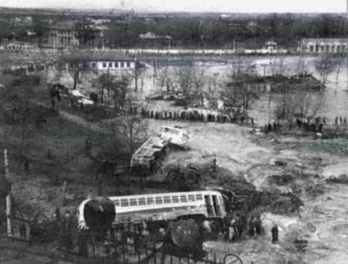 Куренёвская трагедия: страшный урок почтения к мёртвым