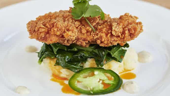 В США попробовали первые в мире куриные палочки «из пробирки»