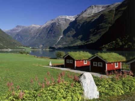 Норвегия на член ес