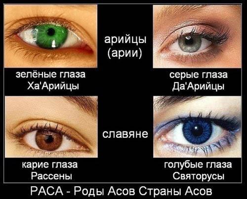 РАСА - Роды Асов Страны Асов