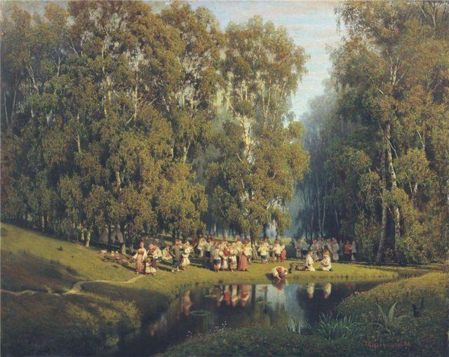 Троицын день 1884 г суходольский петр