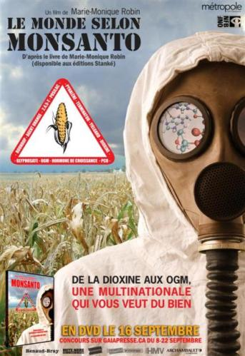 Мир согласно Монсанто :: World According to Monsanto :: 2008