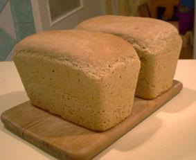 Бездрожжевой квасной хлеб своими руками по бабушкиным рецептам