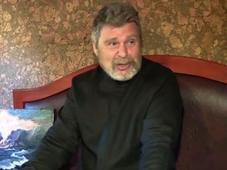 Георгий Сидоров:  Библия как психотронное оружие (2014)