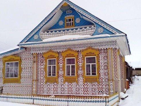 Обряды при строительства дома на Руси в Каменец – Подольской губернии
