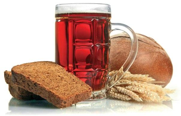 хлебный квас старинный рецепт