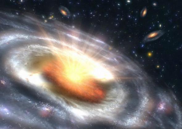 Самое мощное вещество во вселенной