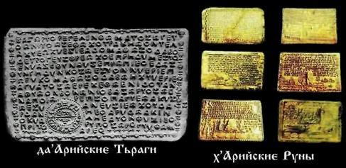 История славянской письменности и возникновение славянской письменности